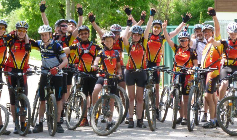 Route, VTT, Ecole Cyclo VTT