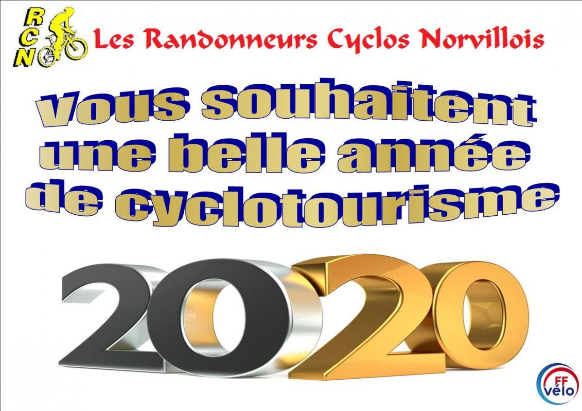 Nouvelle annee 2020